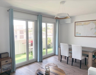 Vente Appartement 3 pièces 55m² Carry le rouet - photo
