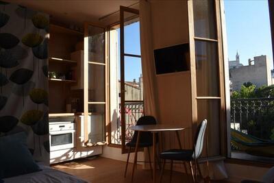 Location Appartement 1 pièce 23m² Marseille 06 (13006) - Photo 3