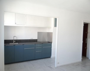 Location Appartement 1 pièce 25m² Marseille 05 (13005) - photo