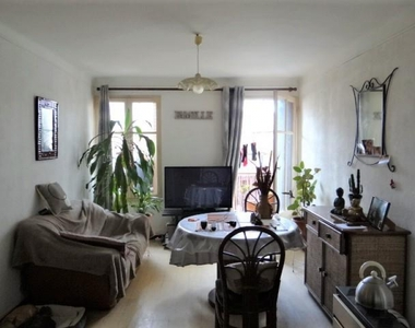 Vente Appartement 3 pièces 52m² Marseille 04 - photo