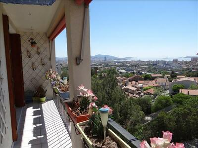 Vente Appartement 3 pièces 76m² Marseille 15 (13015) - photo