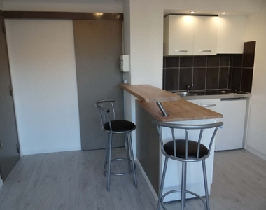 Location Appartement 1 pièce 18m² Marseille 01 (13001) - photo