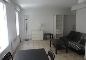 Location Appartement 1 pièce 28m² Marseille 06 (13006) - photo