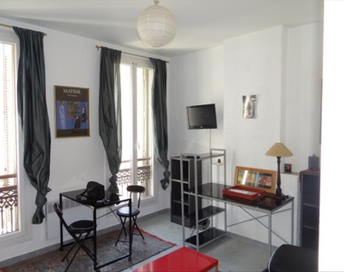 Location Appartement 2 pièces 34m² Marseille 06 (13006) - photo