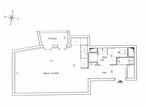 Location Appartement 1 pièce 36m² Marseille 06 (13006) - Photo 1