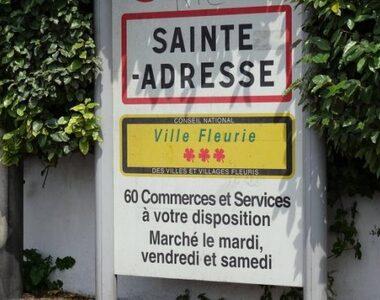 Vente Appartement 5 pièces 185m² Sainte-Adresse - photo