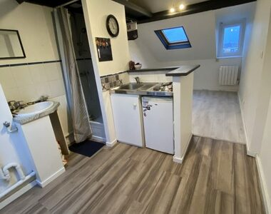 Vente Appartement 1 pièce 15m² Le Havre - photo