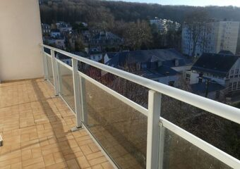 Location Appartement 3 pièces 80m² Sainte-Adresse (76310) - photo