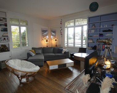 Vente Appartement 4 pièces 95m² Sainte-Adresse (76310) - photo