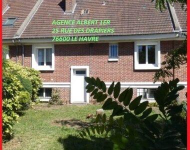 Vente Maison 4 pièces 62m² Le Havre - photo
