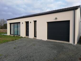 Vente Maison 5 pièces 115m² Saint-Maixent-sur-Vie (85220) - photo