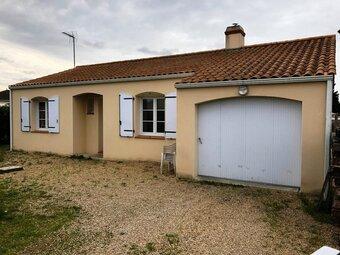 Vente Maison 3 pièces 69m² Commequiers (85220) - Photo 1