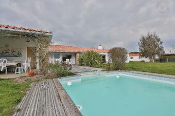 Vente Maison 6 pièces 205m² Le Fenouiller (85800) - Photo 1