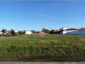 Vente Terrain 1 565m² Saint-Gilles-Croix-de-Vie (85800) - Photo 1