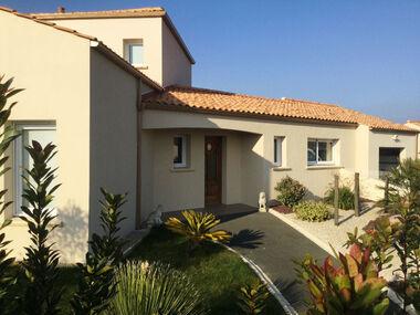 Vente Maison 4 pièces 143m² Landevieille (85220) - photo