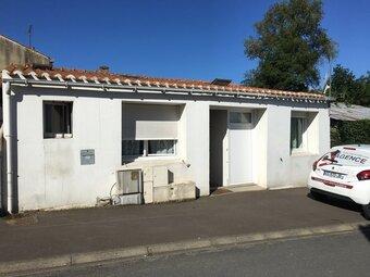 Vente Maison 3 pièces 41m² Le Fenouiller (85800) - photo