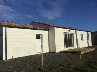 Vente Maison 4 pièces 78m² Coëx (85220) - photo