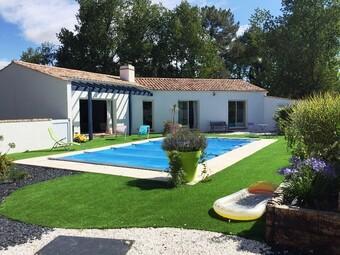 Vente Maison 6 pièces 172m² Saint-Hilaire-de-Riez (85270) - Photo 1