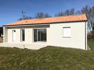 Location Maison 3 pièces 80m² Le Fenouiller (85800) - photo