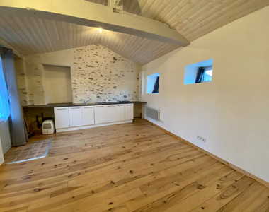 Location Maison 2 pièces 38m² La Chaize-Giraud (85220) - photo