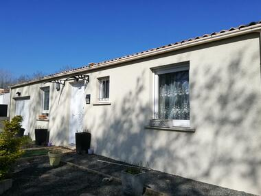 Vente Maison 4 pièces 80m² Commequiers (85220) - photo