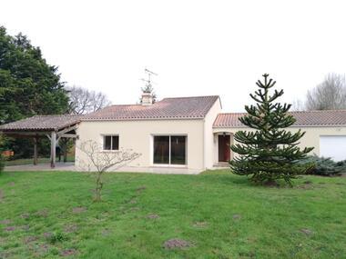 Vente Maison 4 pièces 115m² Commequiers (85220) - photo
