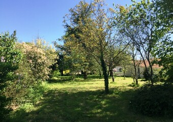 Vente Terrain 888m² Saint-Maixent-sur-Vie (85220) - photo
