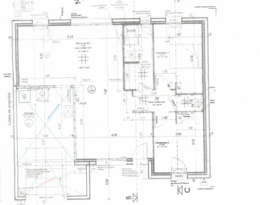 Location Maison 3 pièces 71m² L' Aiguillon-sur-Vie (85220) - photo