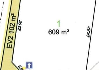 Vente Terrain 609m² ST REVEREND
