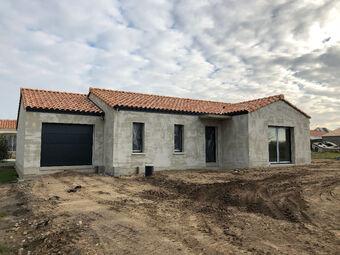 Vente Maison 4 pièces 88m² Saint-Gilles-Croix-de-Vie (85800) - photo