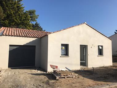 Location Maison 4 pièces 83m² Saint-Hilaire-de-Riez (85270) - photo