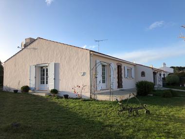 Vente Maison 5 pièces 100m² Saint-Hilaire-de-Riez (85270) - photo