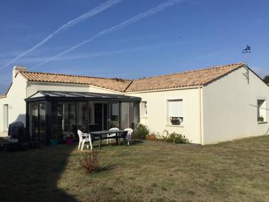 Vente Maison 4 pièces 118m² Le Fenouiller (85800) - photo