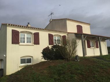 Vente Maison 4 pièces 120m² Le Fenouiller (85800) - photo