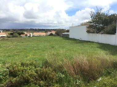 Vente Terrain 337m² Saint-Hilaire-de-Riez (85270) - photo