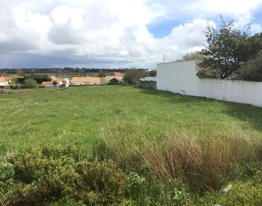 Vente Terrain 337m² SAINT HILAIRE DE RIEZ - photo