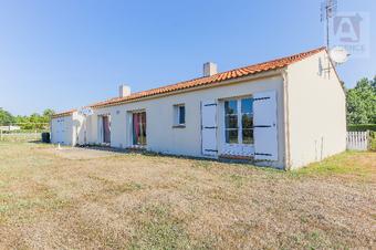 Vente Maison 4 pièces 110m² Saint-Révérend (85220) - photo