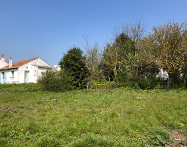 Vente Terrain 1 010m² Saint-Hilaire-de-Riez (85270) - photo