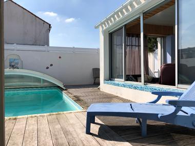 Vente Maison 4 pièces 95m² SAINT GILLES CROIX DE VIE - photo