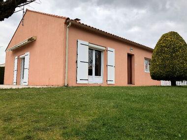Vente Maison 3 pièces 113m² Coëx (85220) - photo