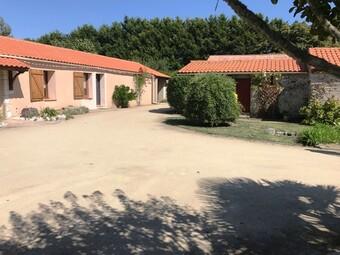 Vente Maison 4 pièces 176m² Commequiers (85220) - photo