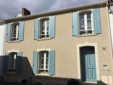 Vente Maison 6 pièces 196m² Saint-Gilles-Croix-de-Vie (85800) - photo