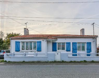 Vente Maison 6 pièces 136m² SAINT HILAIRE DE RIEZ - photo