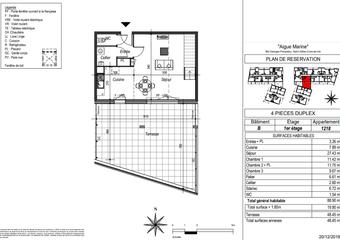Vente Appartement 4 pièces 89m² SAINT GILLES CROIX DE VIE