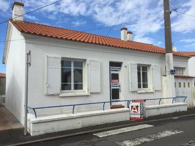 Vente Maison 3 pièces 72m² Saint-Gilles-Croix-de-Vie (85800) - photo
