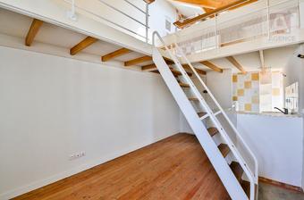 Location Appartement 1 pièce 18m² Saint-Gilles-Croix-de-Vie (85800) - photo
