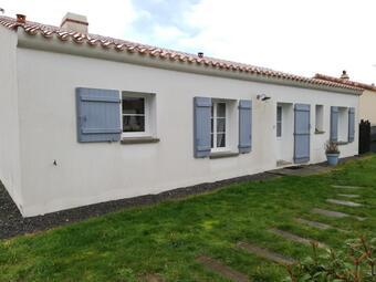 Vente Maison 4 pièces 108m² Commequiers (85220) - photo