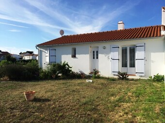Vente Maison 3 pièces 70m² Saint-Hilaire-de-Riez (85270) - photo