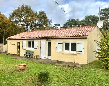 Location Maison 3 pièces 65m² Saint-Hilaire-de-Riez (85270) - photo