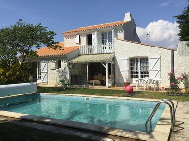Vente Maison 5 pièces 160m² Saint-Gilles-Croix-de-Vie (85800) - photo